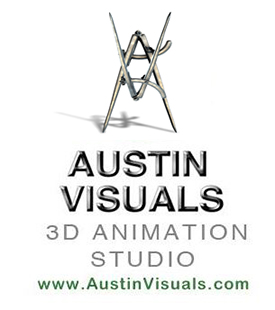 Austin Visuals 3D Animation Studio